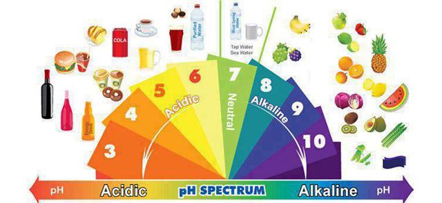 La importancia del equilibrio del pH para no desarrollar cáncer.