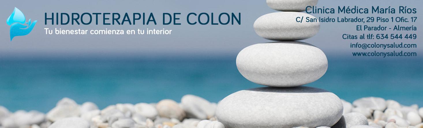 Hidroterapia colon Almeria, limpieza intestinal, irrigación anal.